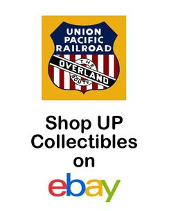 Shop for Union Pacific Collectibles on eBay.