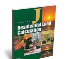What is Manual J? What is residential load calcultion