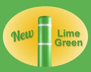 New Lime Green Post Guard Bollard Cover