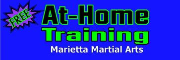 At-Home Karate Training