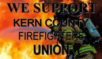 Kern County Fire Fighters