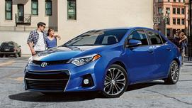 toyota corolla lease specials
