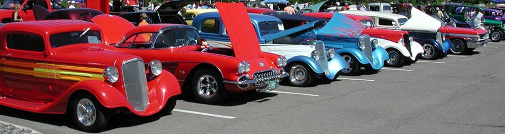Car Show Oktoberfest Muscle And Classic Car Showdown