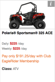 Polaris Ace