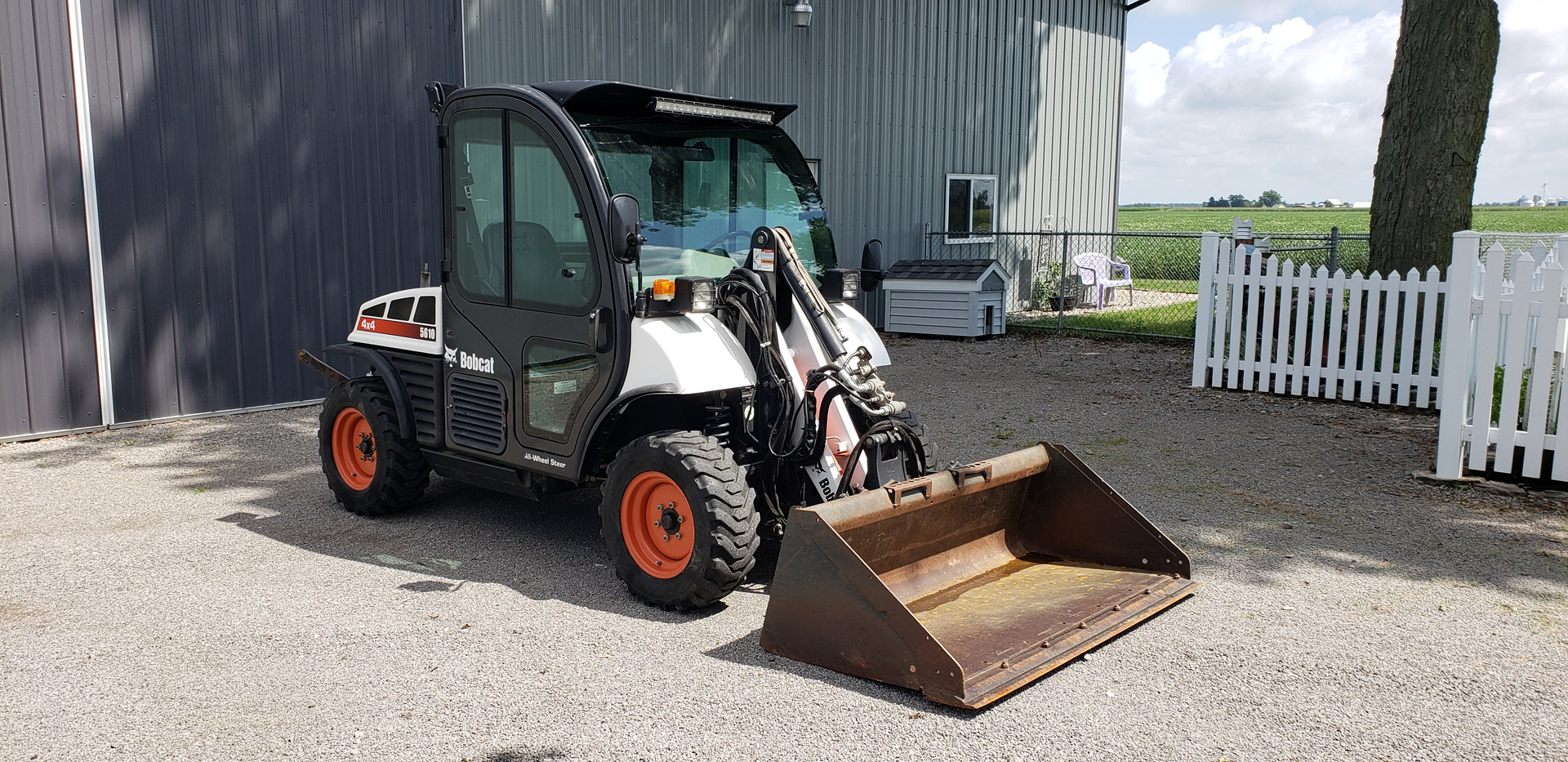 Nick's Loader Sales - CaterpillarSkid Steer For Sale, Bobcat