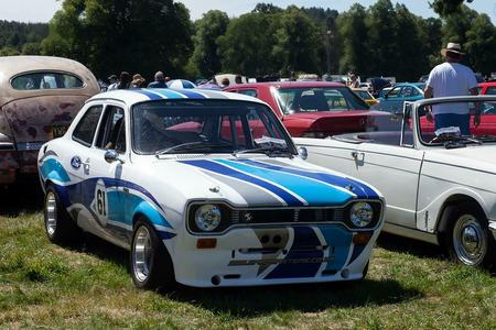 MK1 FORD ESCORT RACE CAR 2.0 PINTO 5 SPEED TYPE 9 GEARBOX MOT RS2000 MEXICO