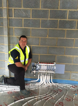 Underfloor heating installations Essex