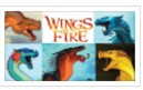 Wings of Fire Fan Page, created by Laurel Childress at age 8