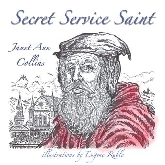 "Watch ""Secret Service Saint"" - Book Preview"