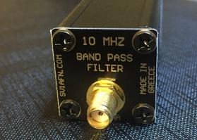 10 MHZ filter