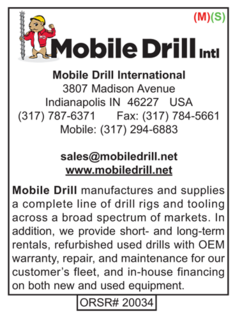 Drilling Equipment, Noland Company Drilling Equipment