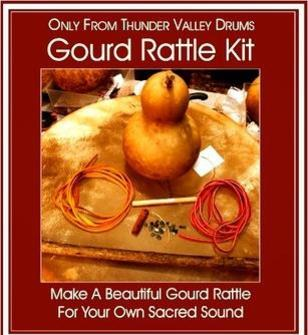 gourd rattle kit photo