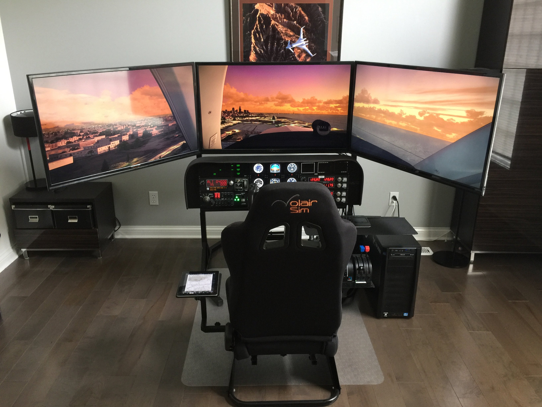 Volair Sim - Affordable Flight | Racing Cockpits
