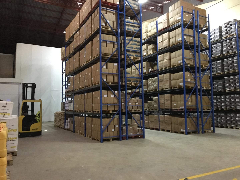 Kazi Food Logistics Ltd  - Cold Storage Services, Cold Room Design