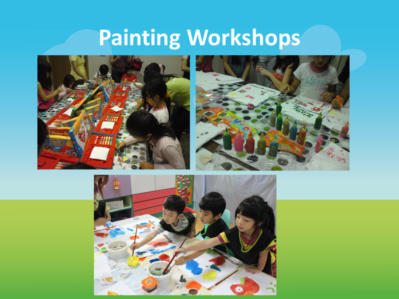 Arts and crafts enrichment funovator pte ltd for Arts and crafts workshops near me