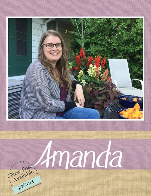 Amanda Adoption Cover Photo
