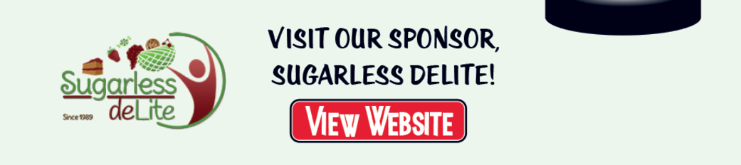 Sugarless Delite Website