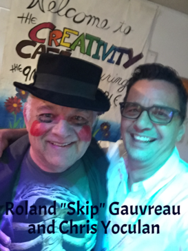 Roland Skip Gauvreau and Chris Yoculan