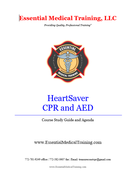 CPR, AED, Study guide