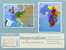 Imperialism Simulation Lesson Plan