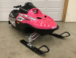 Arctic Cat 120 Youth Kids Snowmobile