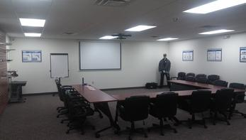 Training Meeting Rooms at Osseo Gun Club Minneapolis MN