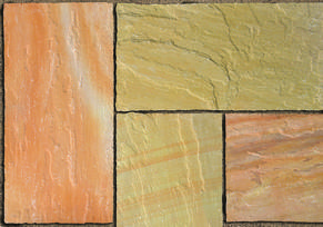 Autumn Harvest Natural Stone Sandstone by Unilock