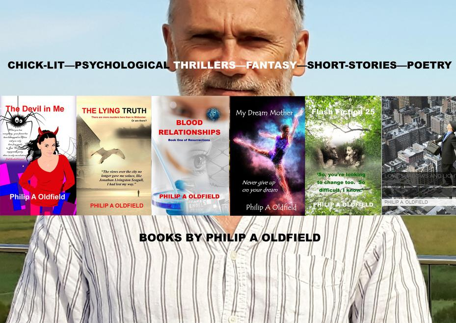 Books by Philip A Oldfield