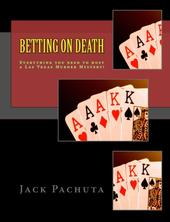 Hard Copy Book of Las Vegas Murder Mystery Party Kit: Betting on Death