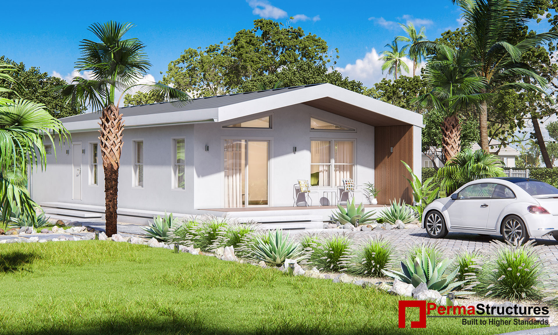 modular homes all of our houses will resist to winds of up to178 mph and earthquakes up to 8 0 on the richter scale