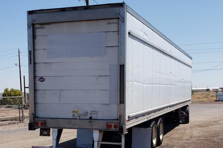 51X102 2007 UTILITY TRAILER INSULATED BOX ONY