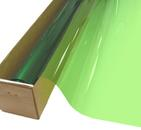 Solar Graphics window film lime green 6540 picture image