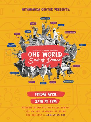 ONE WORLD SOUL