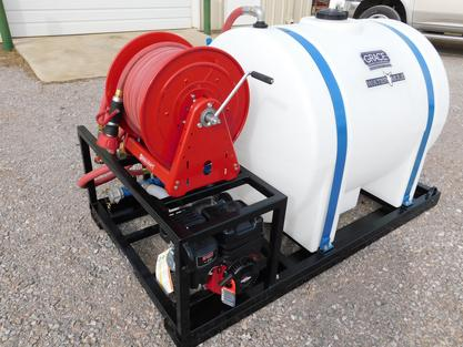 Water Mule GP225 Skid Unit