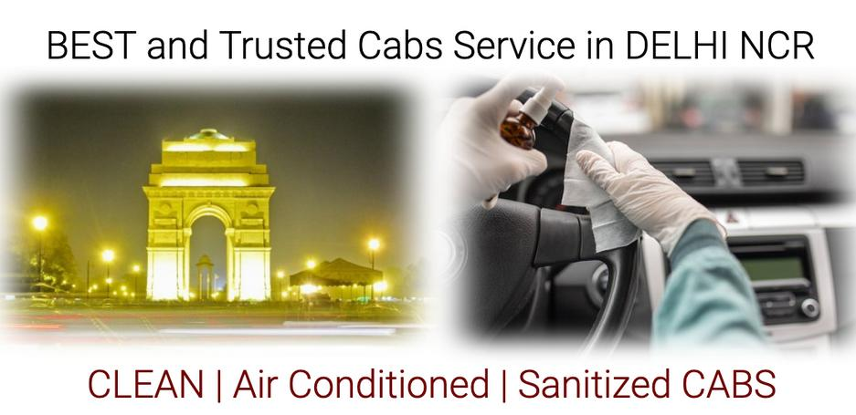 Best and Trusted Taxi,Cab Service in Delhi Ncr for Outstation