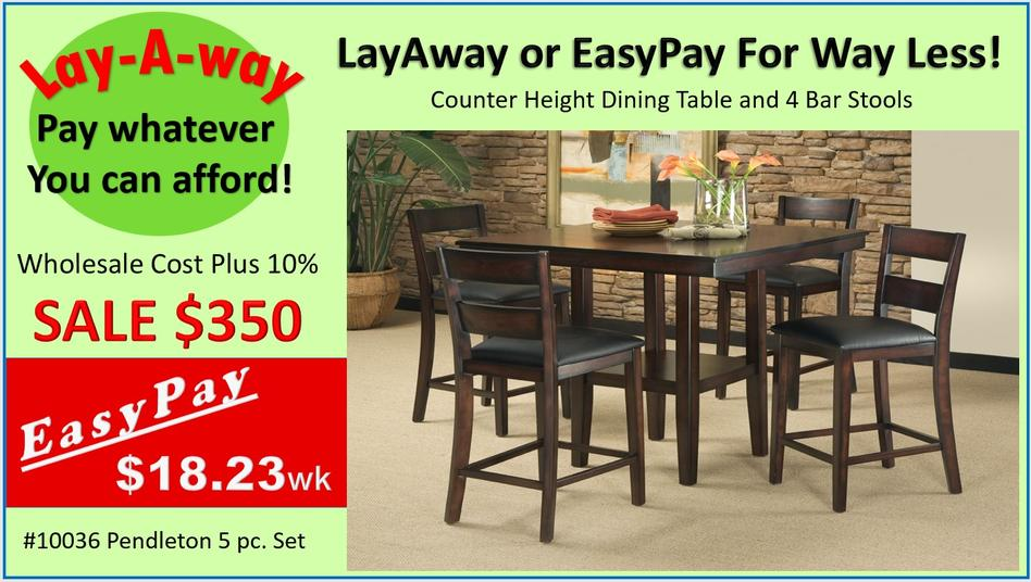 Dining Room Deal 6 Inquire