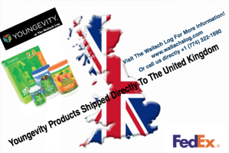 Youngevity Products UK
