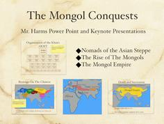 The Mongol Conquests