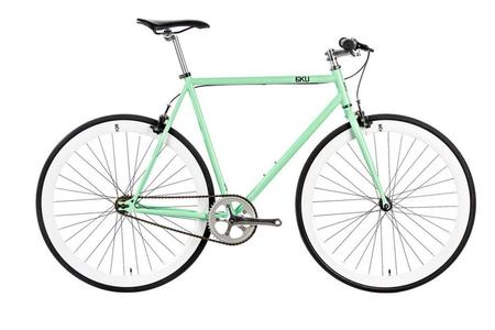 6KU fixie single speed bike