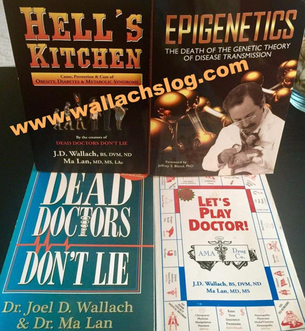 Dr. Joel Wallach's Radio Show Dead Doctors Don't Lie