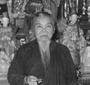 photo of Dr. Thau Van Nguyen