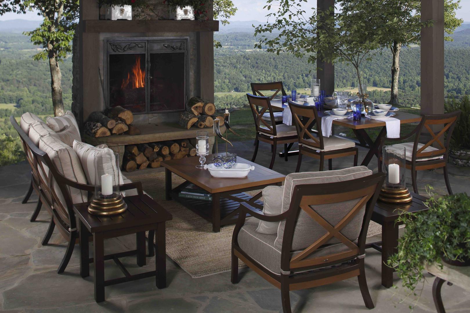 Kospia Farms Summer Classics Outdoor Furniture Lifes Best - Classic patio furniture