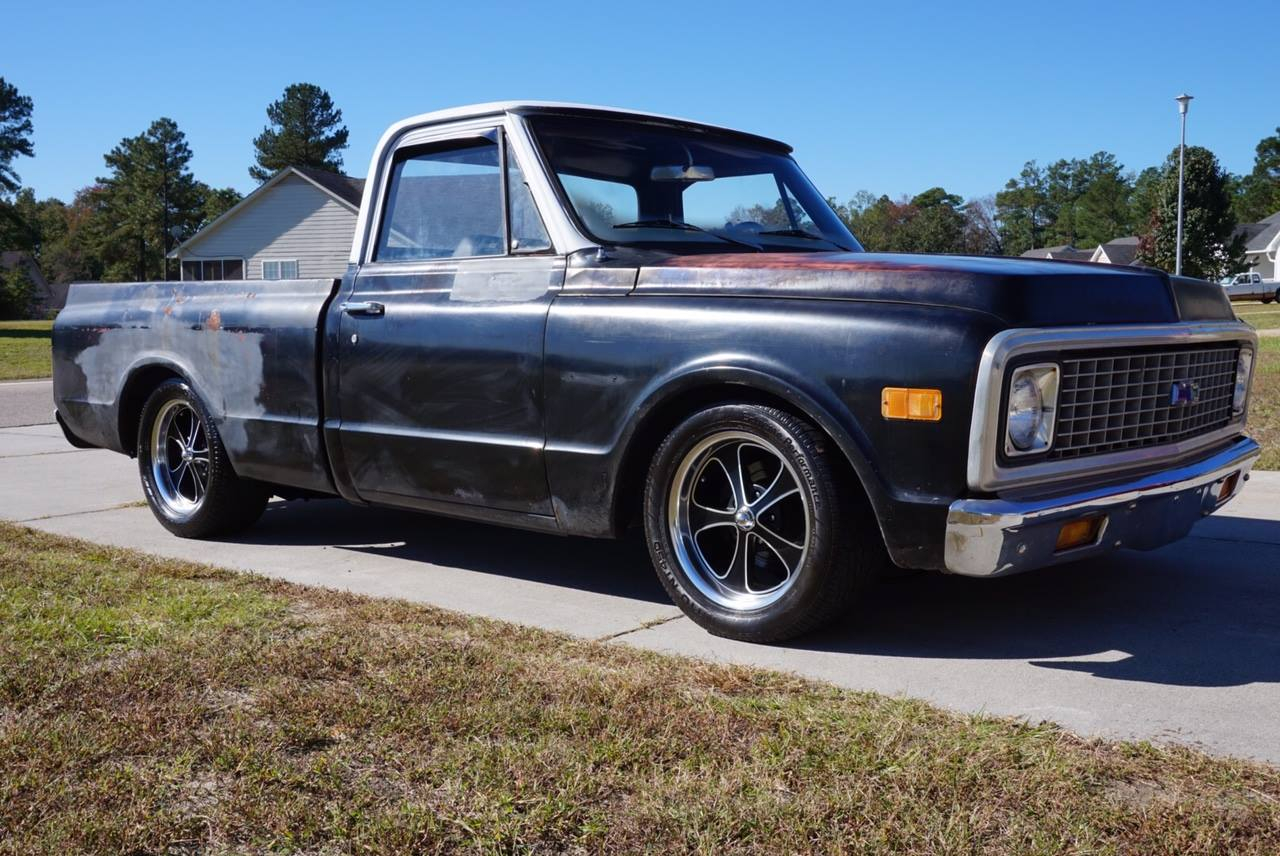 All Chevy chevy c10 20 wheels : Ridler 645