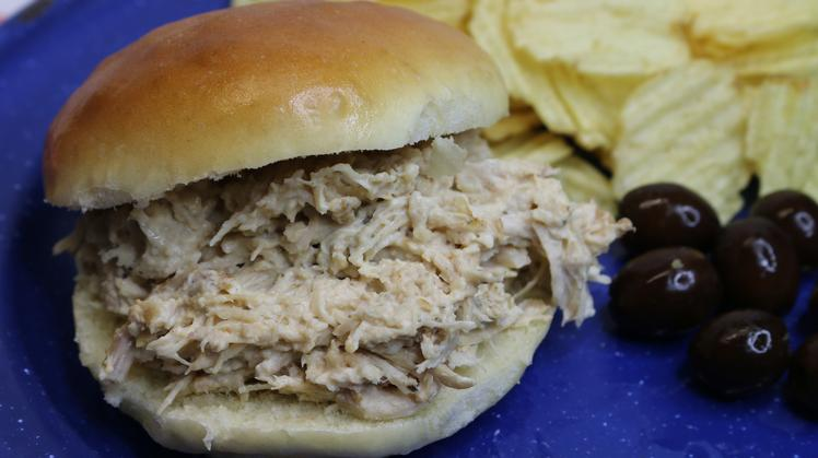 Creamy Ranch Chicken Sandwiches, Noreen's Kitchen