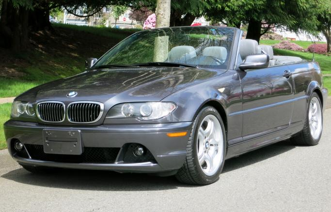 2005 BMW 330Ci Convertible