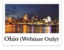 Ohio online chiropractic CE seminars continuing education courses for chiropractors credit hours state board approved CEU chiro courses live DC events