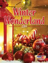 Winter Wonderland Christmas Fundraiser Brochure