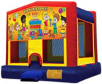 Jumping , play module house