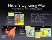 Hitlers Lightning War PowerPoint