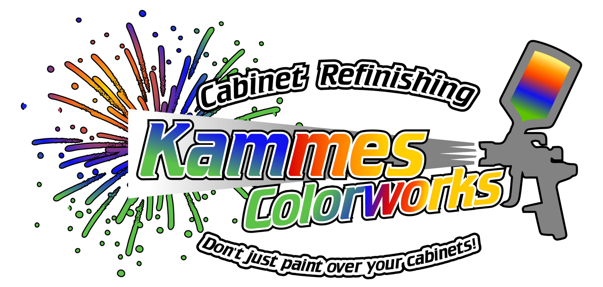 Kitchen Cabinet Painting- Kammes Colorworks Cabinet